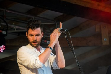 Come On Live Long at Knockanstockan 2016 (photo by Stephen White) 13