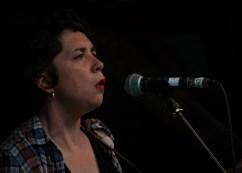 Lisa O'Neill at Knockanstockan 2016 (photo by Stephen White) 4