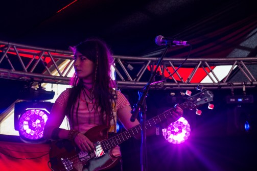 Spines at Knockanstockan 2016 (photo by Stephen White) 19