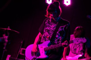 Dilly Dally at the Workman's Club (photo by Stephen White) 30