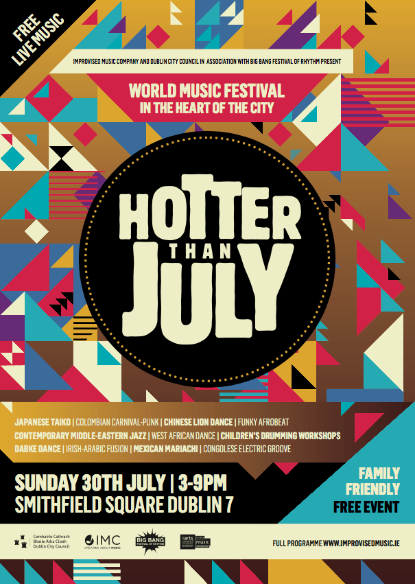 Hotter Than July 2017 line-up announced
