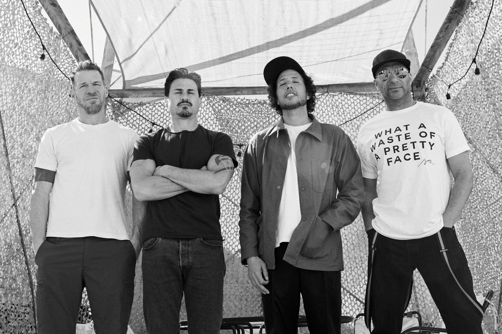 Rage Against The Machine Confirmed For Electric Picnic
