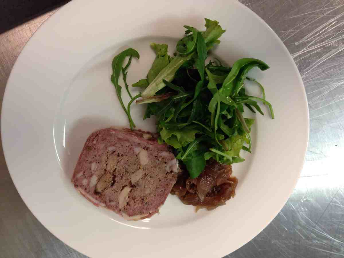 Game Terrine by The Late Chef
