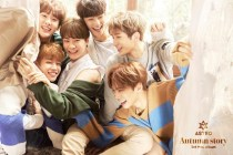 One of ASTRO's teaser picture they put out for their latest comeback. Credit: http://www.allkpop.com/article/2016/10/astro-release-teaser-images-for-3rd-mini-album-autumn-story