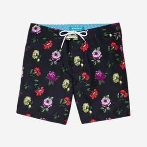 Bonobos 9 SWIM_7in_Boardshort_RoseAndCarnation_JetBlackDivingVioletPinkSalt_category