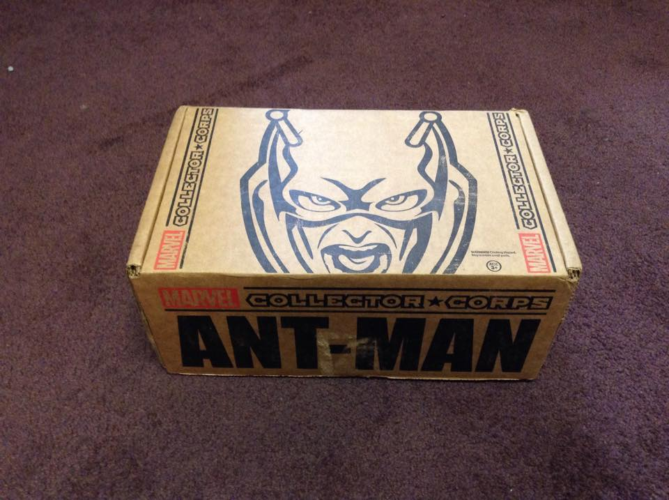 marvel collector corps ant
