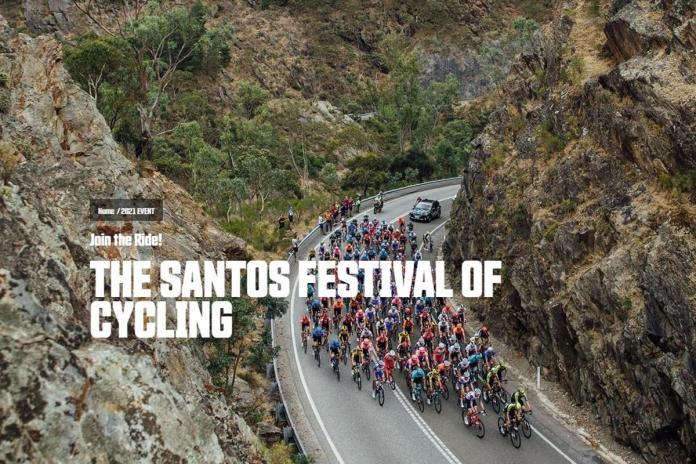 Santos Festival of Cycling 2021