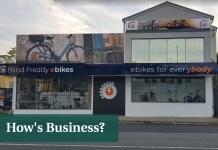 Blind Freddy eBikes Store