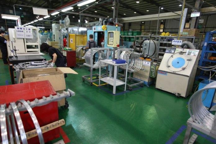 Taiwan Manufacturing Plant