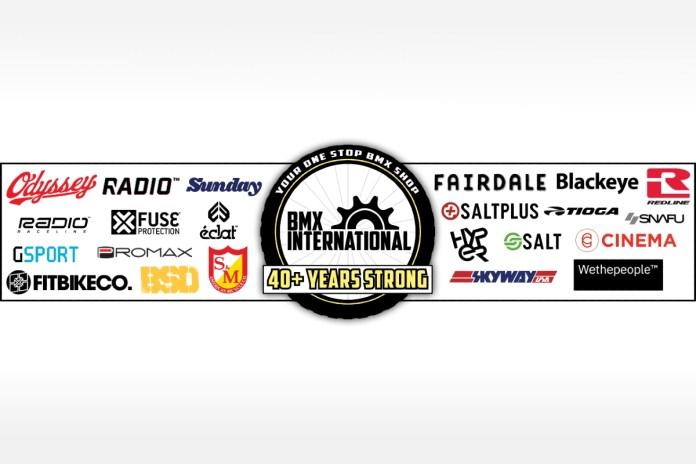 BMX International Brands 2021