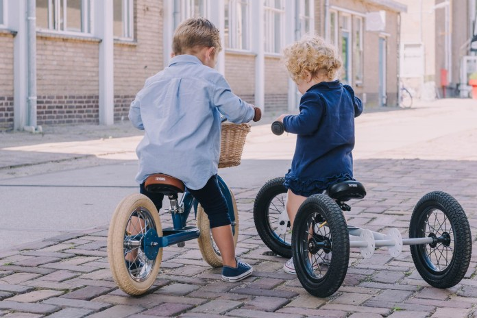 Trybike is built with quality manufacturing standards