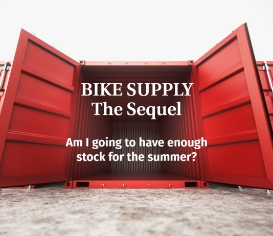 Continued bicycle supply shortages have everyone asking the same question