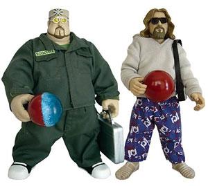 The Big Lebowski action figures