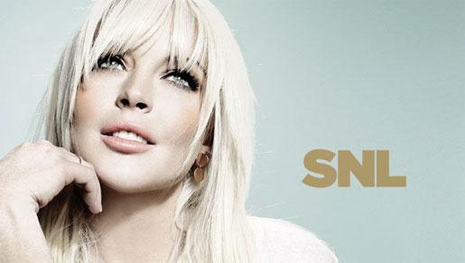 Lindsay Lohan - SNL