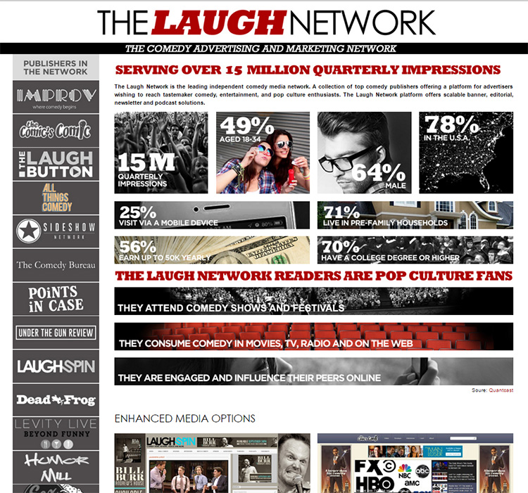 The Laugh Network