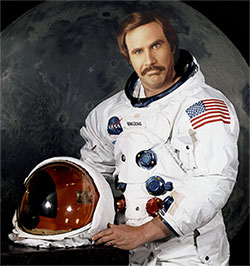 Anchorman In Space