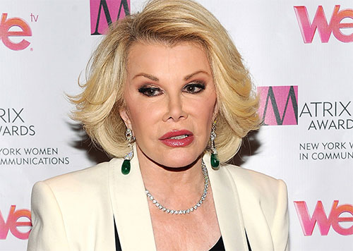 "Joan Rivers, ""Lenny Bruce changed my life!"""