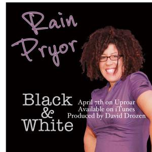 Rain Pryor Black & White