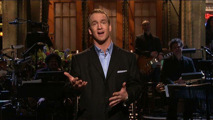 Peyton Manning SNL