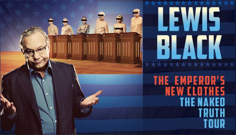 Lewis Black TENC