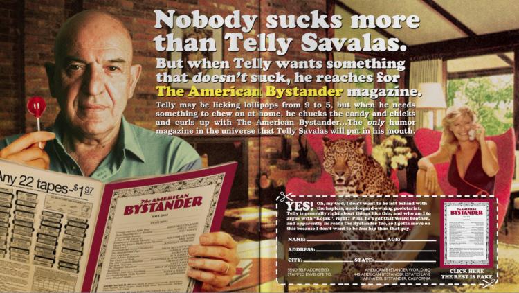 American Bystander
