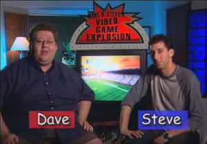 Dave and Steve