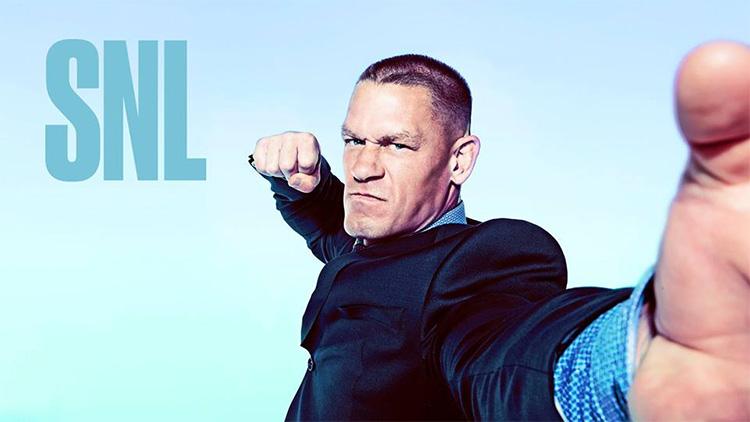 John Cena SNL Bumpers