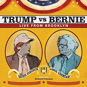 Trump vs. Bernie - Live In Brooklyn