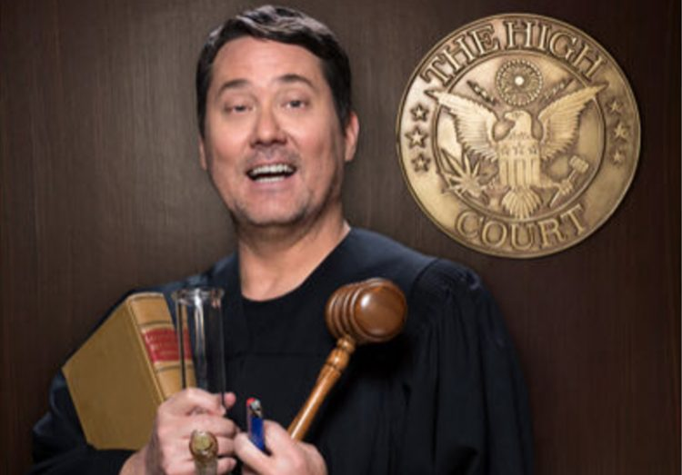"""The High Court"" starring Doug Benson gets premiere date"