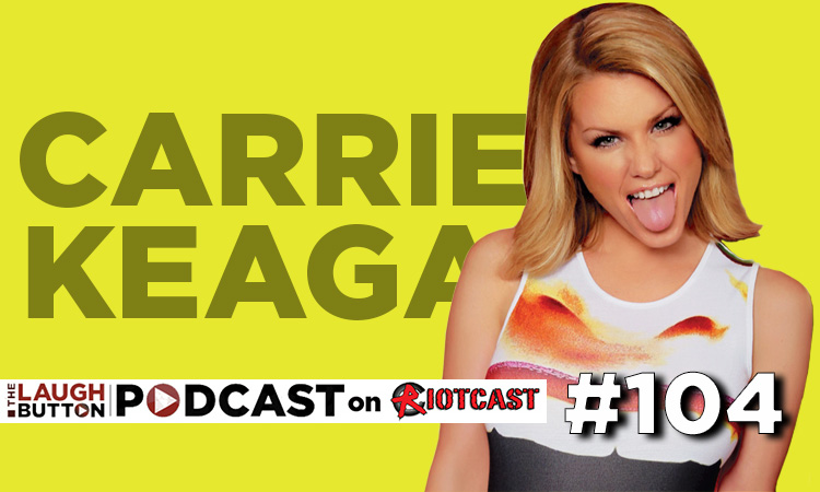 Carrie Keagan - TLB POdcast