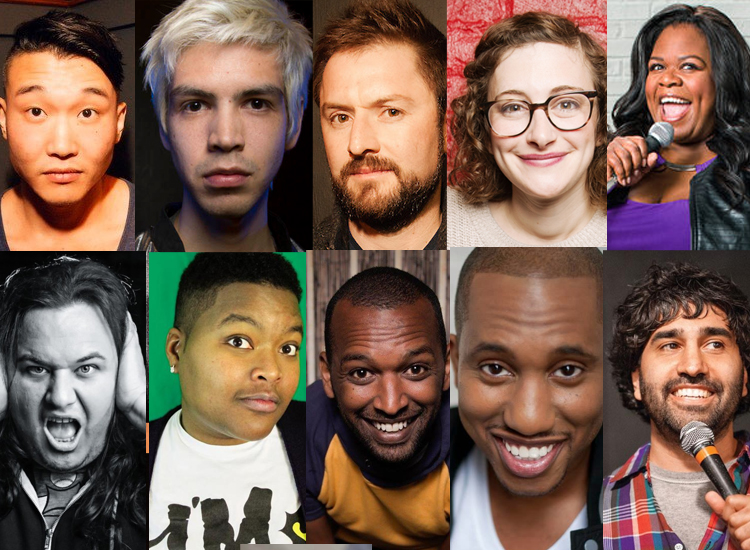 Comedy Central announces list of comedians taping Half Hour specials this year