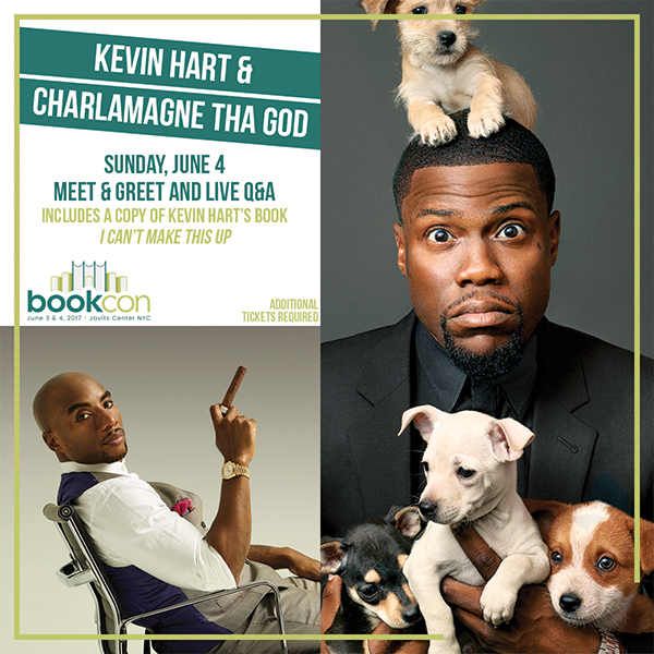 Kevin Hart At BookCon
