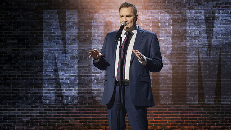 """Hitler's Dog, Gossip & Trickery"" is Norm MacDonald's antidote to overly analytical comedy"