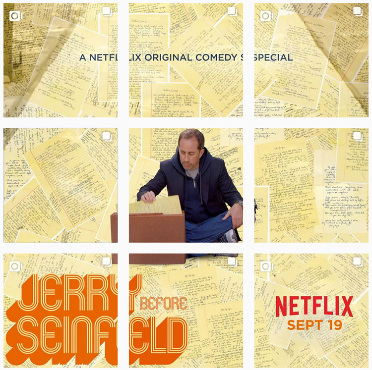 Jerry Seinfeld Special