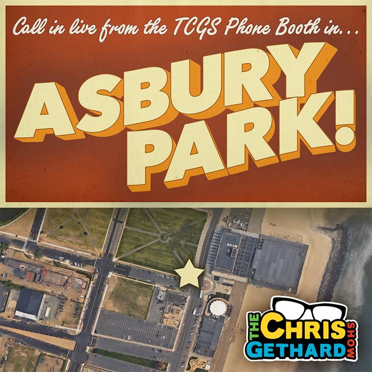 The Chris Gethard Show in Asbury