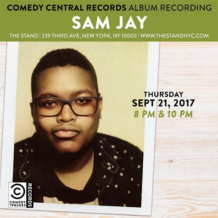 Sam Jay