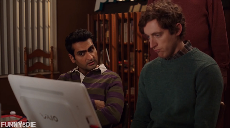 "The crew of ""Silicon Valley"" reacts to the ridiculous iPhone X"