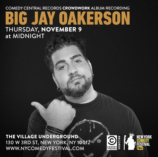 Big Jay Oakerson: Crowdwork Vol 2