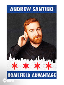 Andrew Santino - Home Field Advantage