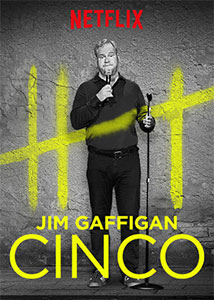 Jim Gaffigan - Cinco