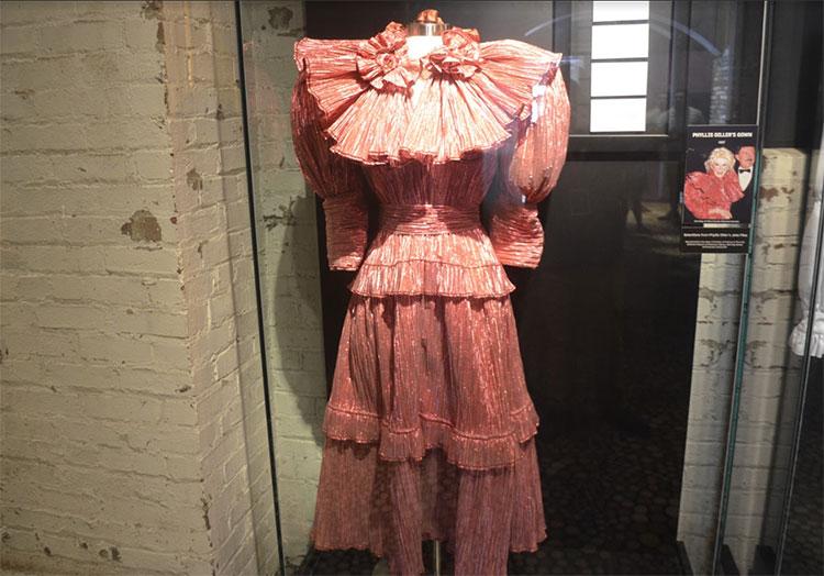 NYCC - Joan Rivers Dress