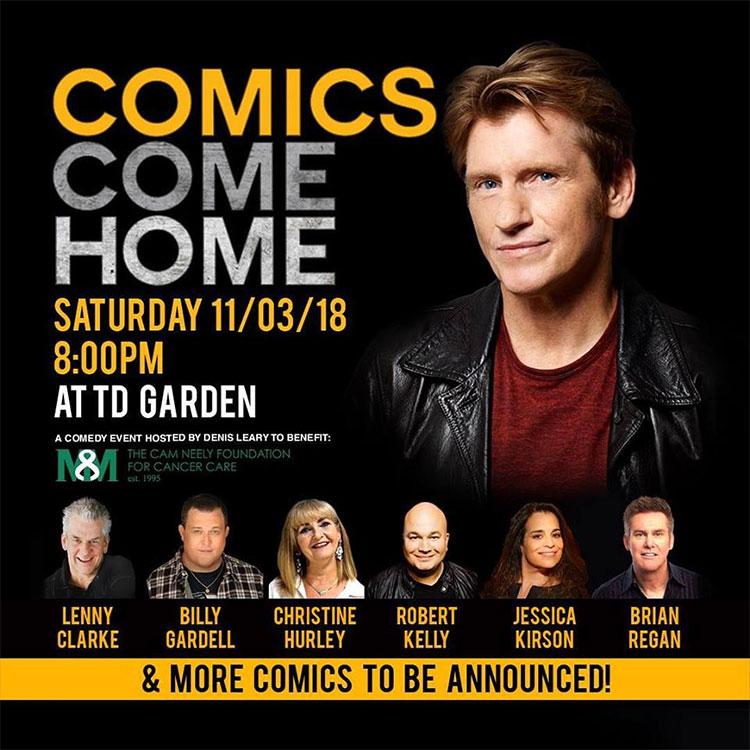 Comics Come Home 2018
