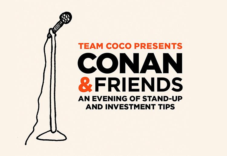 Conan & Friends