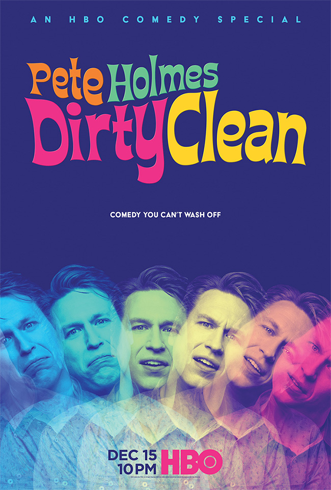 Pete Holmes - Dirty Clean