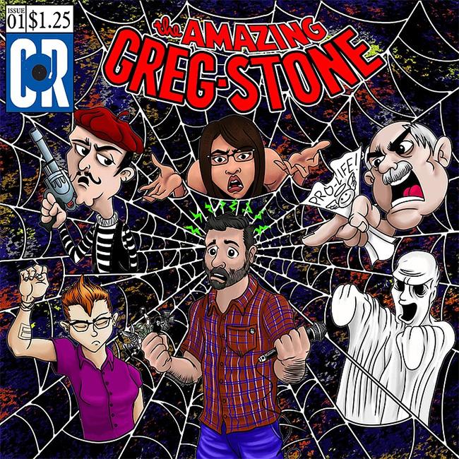 The Amazing Greg Stone