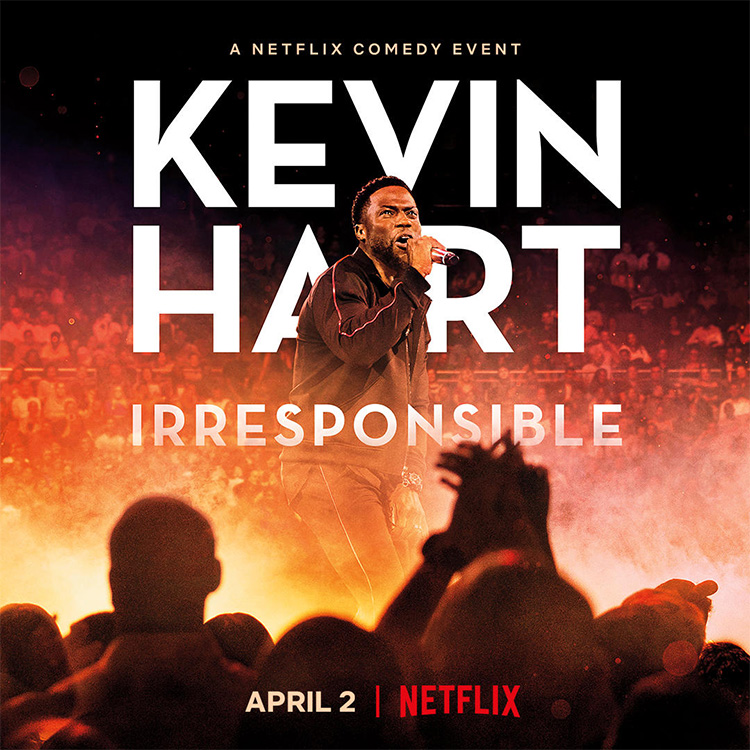"Watch the trailer for Kevin Hart's new Netflix special, ""Irresponsible"""