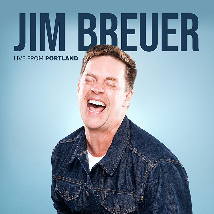 Jim Breuer - Live From Portland