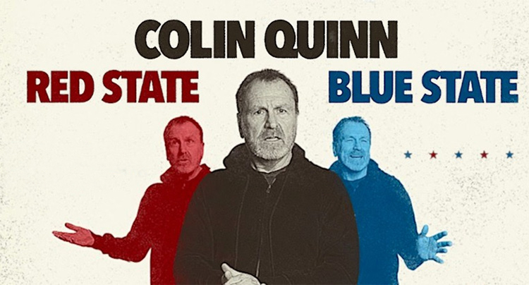 Colin Quinn - Red State Blue State