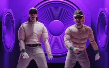 The Lonely Island Bash Brothers