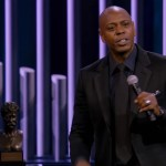 Watch Dave Chappelle's acceptance speech for the Mark Twain Prize for American Humor